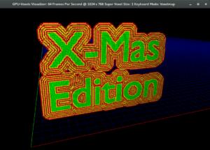 GPU Voxels X-Mas Edition